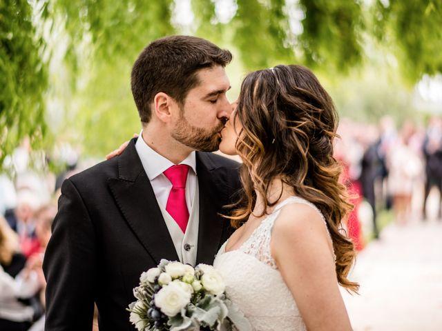 La boda de Álvaro y Inés en Chinchon, Madrid 44