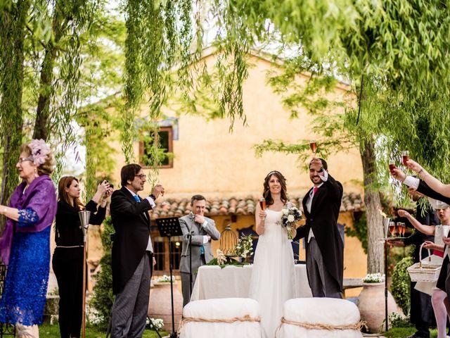 La boda de Álvaro y Inés en Chinchon, Madrid 46