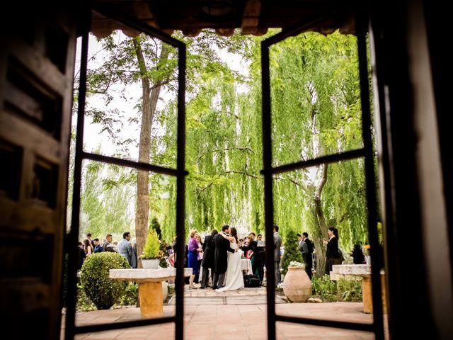 La boda de Álvaro y Inés en Chinchon, Madrid 47