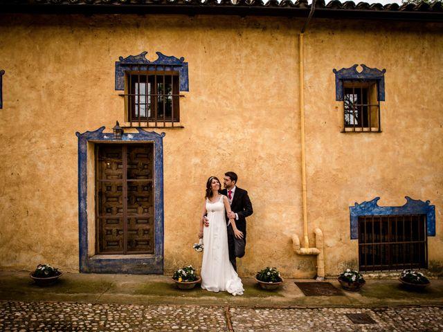 La boda de Álvaro y Inés en Chinchon, Madrid 48