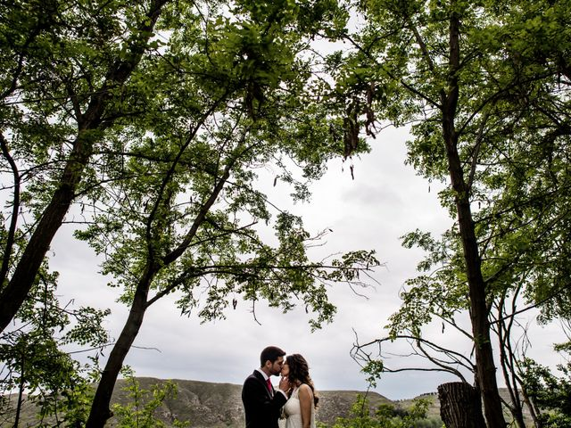 La boda de Álvaro y Inés en Chinchon, Madrid 51