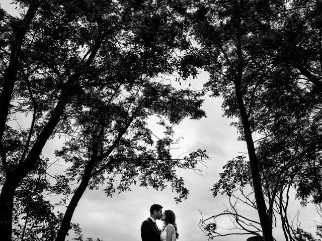 La boda de Álvaro y Inés en Chinchon, Madrid 52