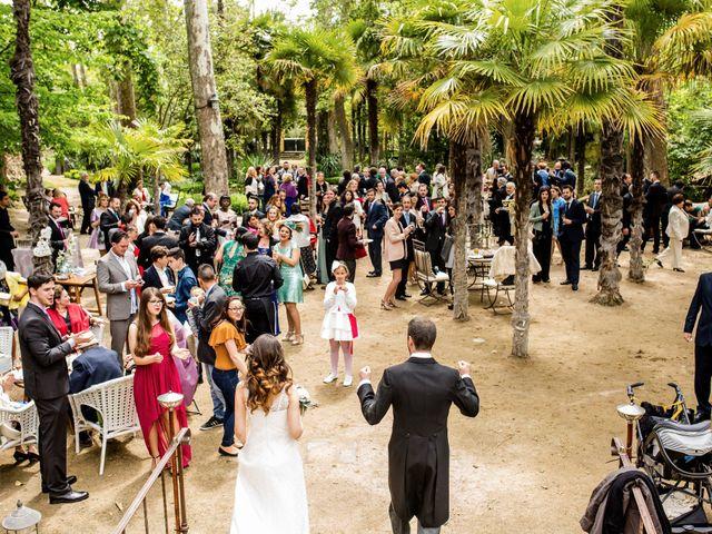 La boda de Álvaro y Inés en Chinchon, Madrid 56