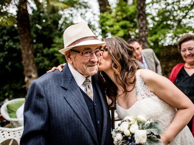 La boda de Álvaro y Inés en Chinchon, Madrid 57