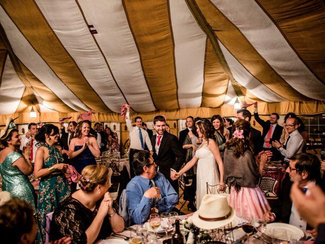 La boda de Álvaro y Inés en Chinchon, Madrid 60