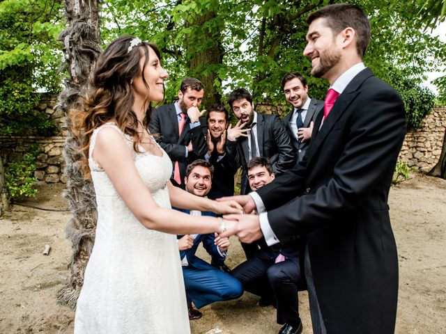 La boda de Álvaro y Inés en Chinchon, Madrid 62