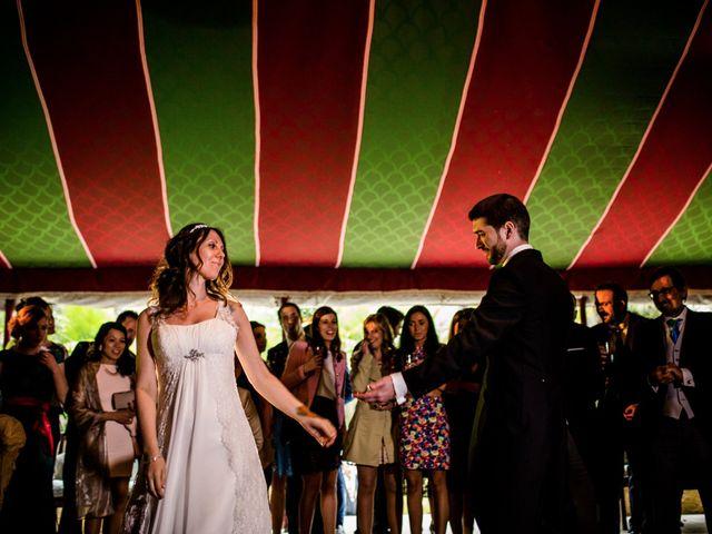 La boda de Álvaro y Inés en Chinchon, Madrid 63