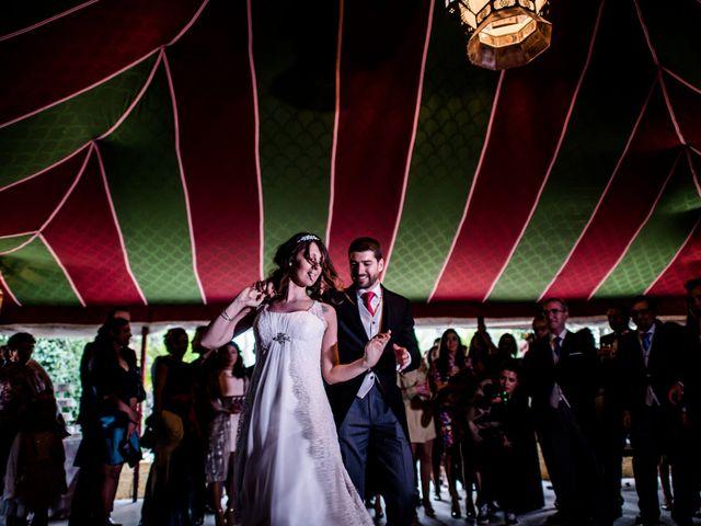 La boda de Álvaro y Inés en Chinchon, Madrid 64