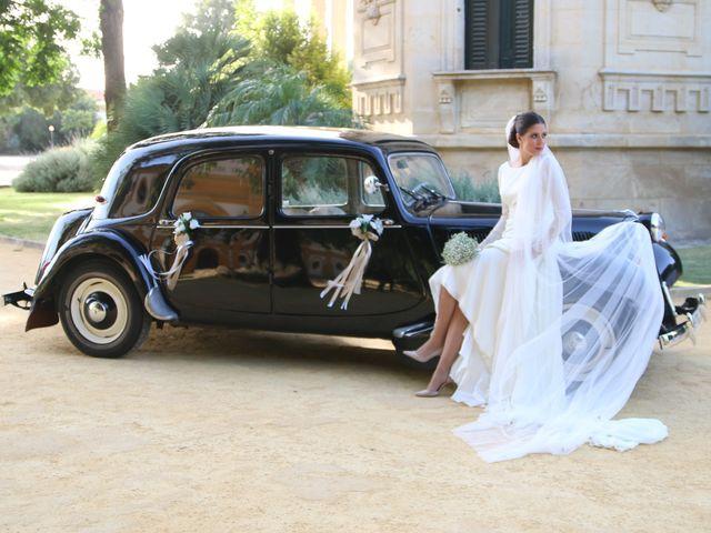 La boda de Rubén y Mamen en Jerez De La Frontera, Cádiz 2