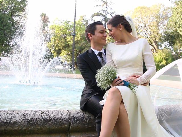 La boda de Mamen y Rubén