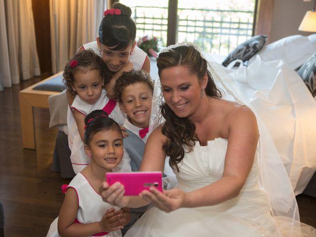 La boda de Jose y Jessi en Vilalba, Lugo 3