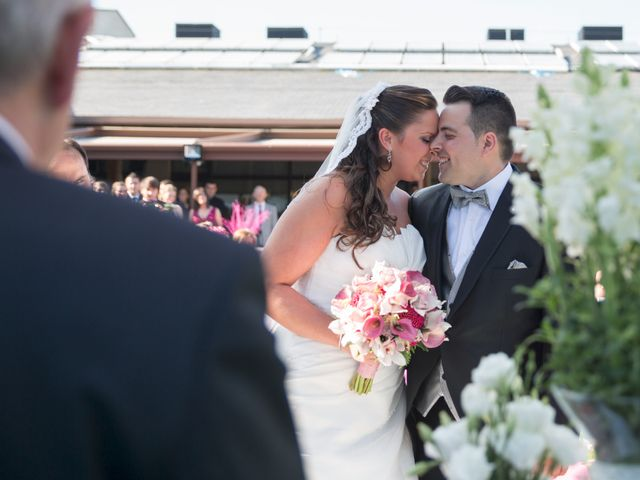 La boda de Jose y Jessi en Vilalba, Lugo 2