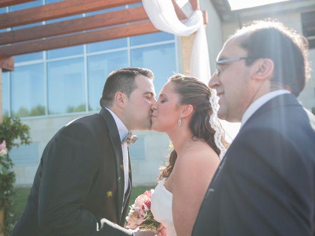 La boda de Jose y Jessi en Vilalba, Lugo 12