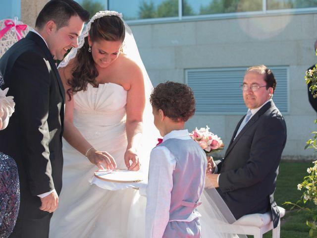 La boda de Jose y Jessi en Vilalba, Lugo 13