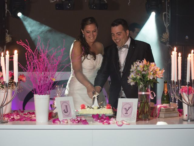 La boda de Jose y Jessi en Vilalba, Lugo 18
