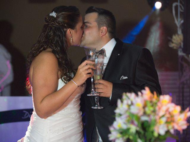 La boda de Jose y Jessi en Vilalba, Lugo 19