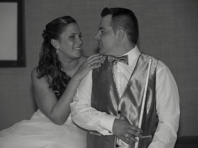 La boda de Jose y Jessi en Vilalba, Lugo 15