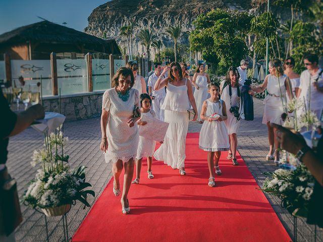 La boda de Rubén y Irene en Las Palmas De Gran Canaria, Las Palmas 11