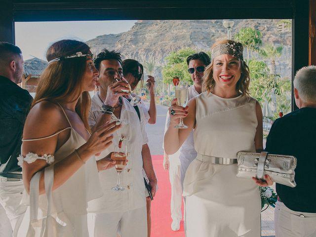 La boda de Rubén y Irene en Las Palmas De Gran Canaria, Las Palmas 13