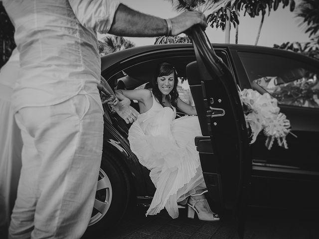 La boda de Rubén y Irene en Las Palmas De Gran Canaria, Las Palmas 15