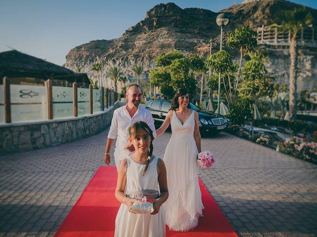 La boda de Rubén y Irene en Las Palmas De Gran Canaria, Las Palmas 16