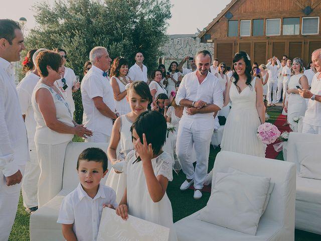 La boda de Rubén y Irene en Las Palmas De Gran Canaria, Las Palmas 17