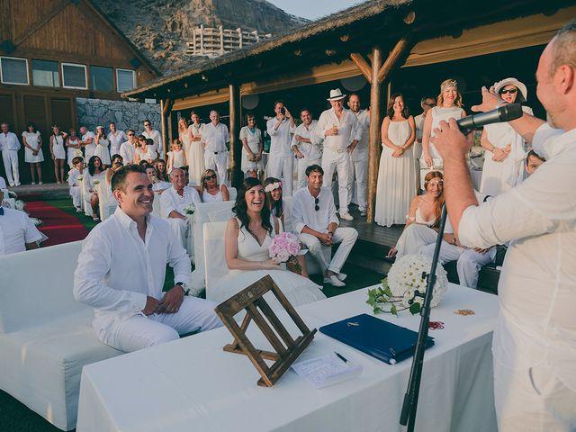 La boda de Rubén y Irene en Las Palmas De Gran Canaria, Las Palmas 20