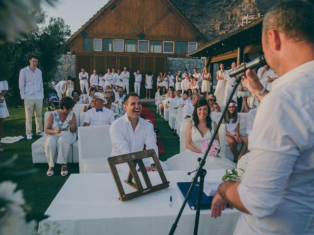 La boda de Rubén y Irene en Las Palmas De Gran Canaria, Las Palmas 21