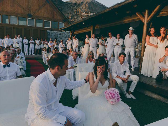La boda de Rubén y Irene en Las Palmas De Gran Canaria, Las Palmas 25