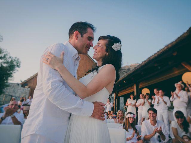 La boda de Irene y Rubén