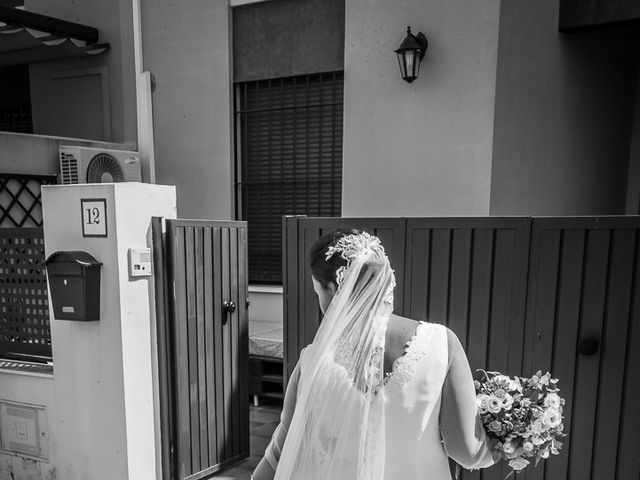 La boda de Otal y Rocío en Mairena Del Alcor, Sevilla 6
