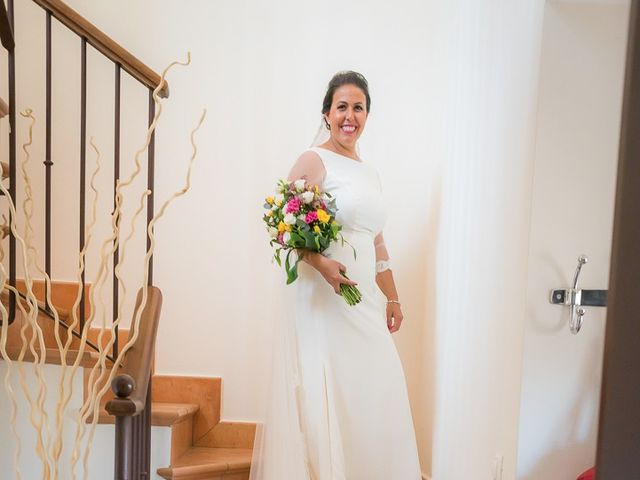 La boda de Otal y Rocío en Mairena Del Alcor, Sevilla 7