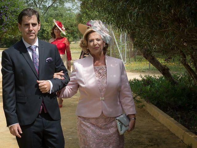 La boda de Otal y Rocío en Mairena Del Alcor, Sevilla 12