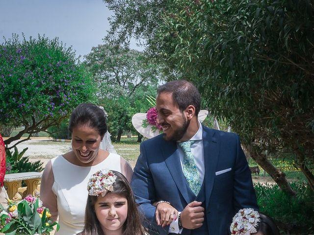 La boda de Otal y Rocío en Mairena Del Alcor, Sevilla 13