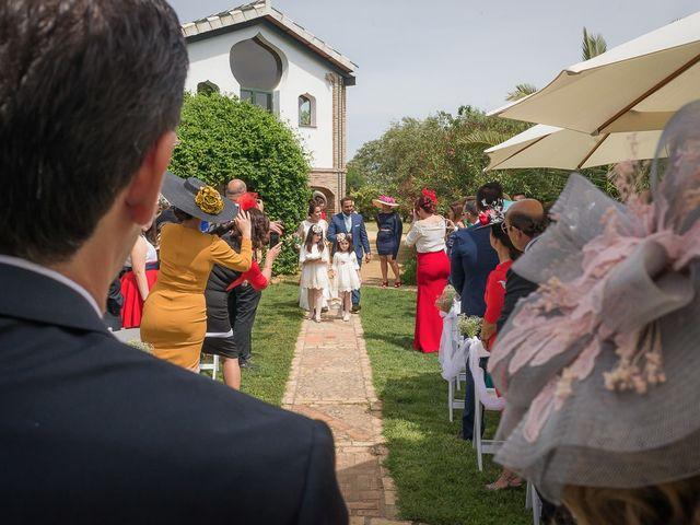 La boda de Otal y Rocío en Mairena Del Alcor, Sevilla 14