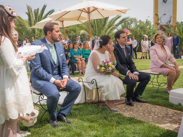 La boda de Otal y Rocío en Mairena Del Alcor, Sevilla 15