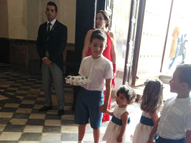 La boda de David y Cristina  en Cádiz, Cádiz 6