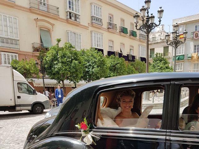 La boda de David y Cristina  en Cádiz, Cádiz 7