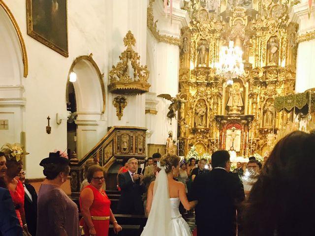La boda de David y Cristina  en Cádiz, Cádiz 9