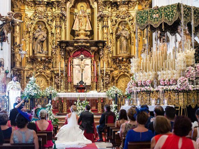 La boda de David y Cristina  en Cádiz, Cádiz 10