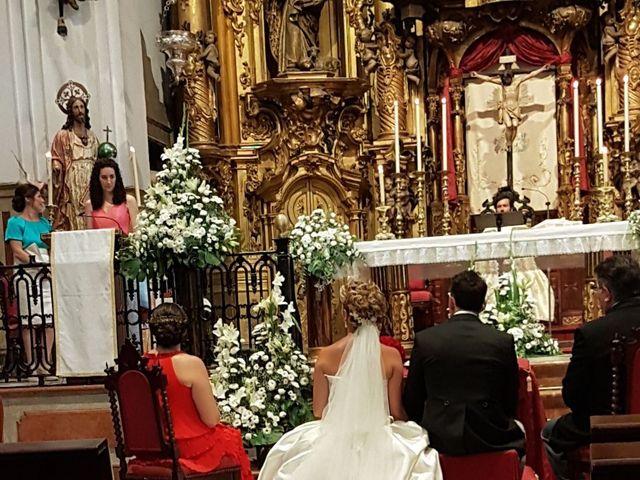 La boda de David y Cristina  en Cádiz, Cádiz 11