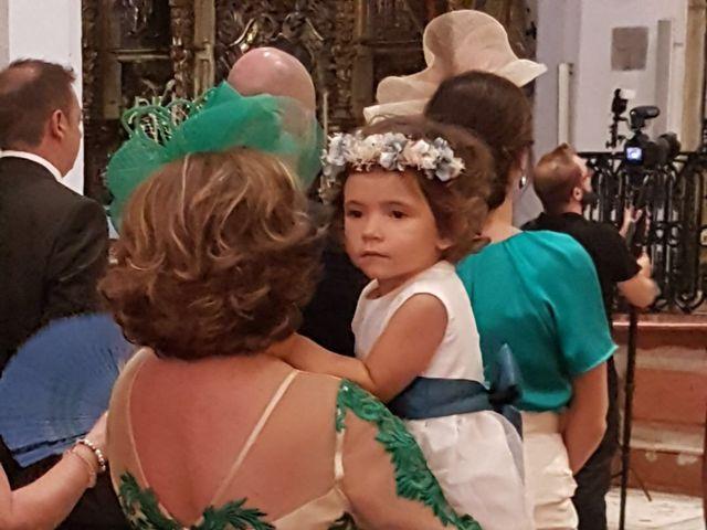 La boda de David y Cristina  en Cádiz, Cádiz 12