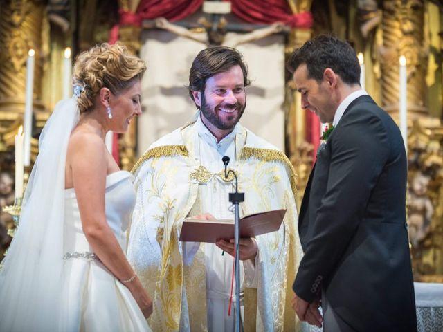 La boda de David y Cristina  en Cádiz, Cádiz 14