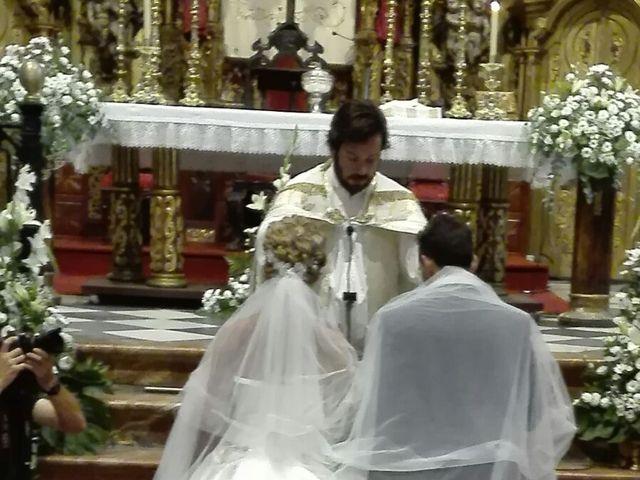 La boda de David y Cristina  en Cádiz, Cádiz 15