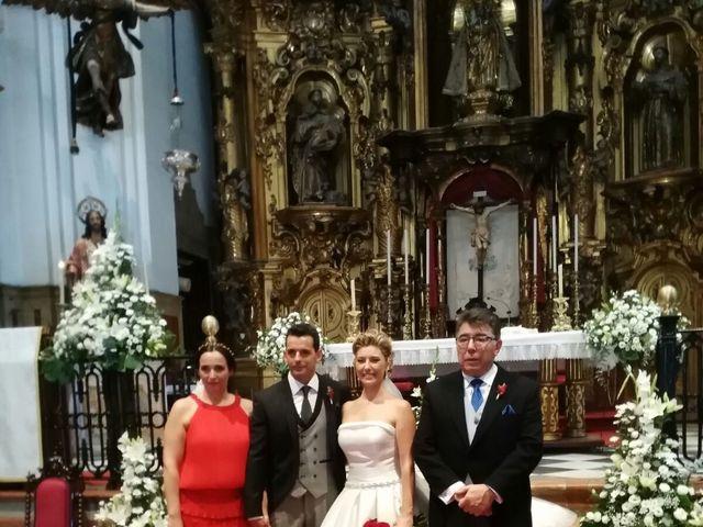 La boda de David y Cristina  en Cádiz, Cádiz 16
