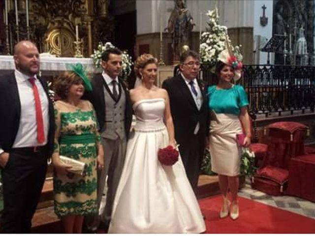 La boda de David y Cristina  en Cádiz, Cádiz 17
