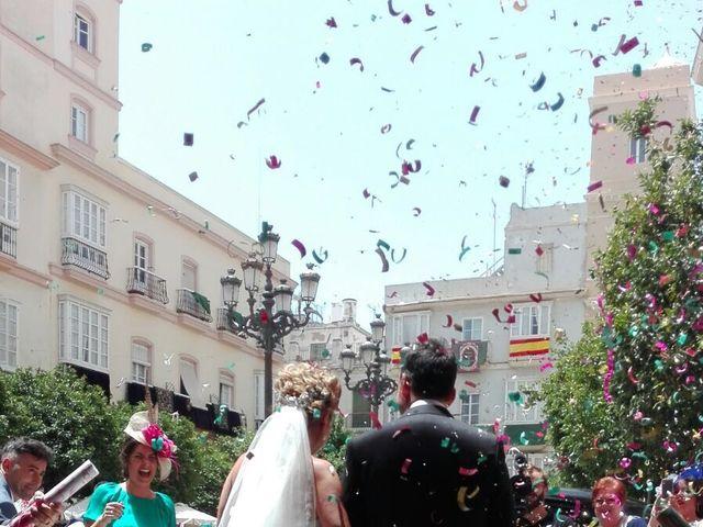 La boda de David y Cristina  en Cádiz, Cádiz 21