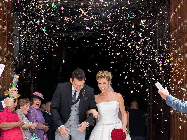 La boda de David y Cristina  en Cádiz, Cádiz 22