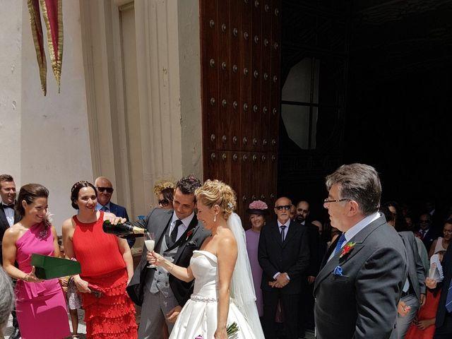 La boda de David y Cristina  en Cádiz, Cádiz 23