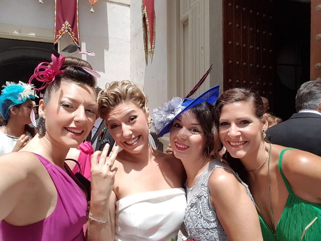 La boda de David y Cristina  en Cádiz, Cádiz 27
